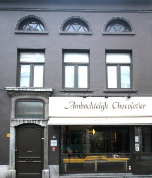 Chocolate maker Wauters